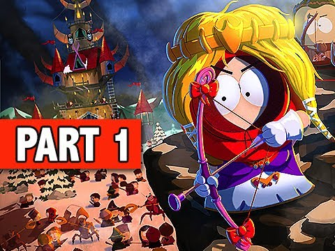 South Park The Stick of Truth Gameplay Walkthrough Part 1 – New Kid in Town (Gameplay Commentary)