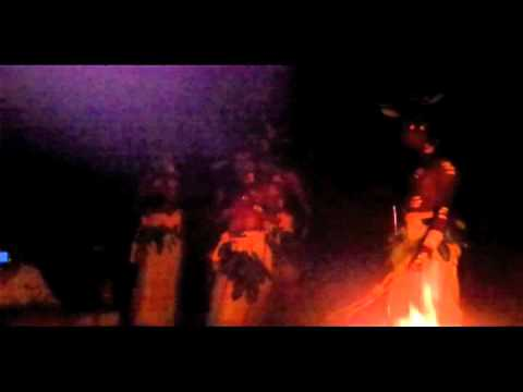 performance by Indian tribal people
