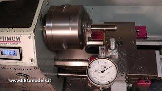 Aumentiamo la precisione dell'autocentrante con la rettifica delle griffe - EBGmodels