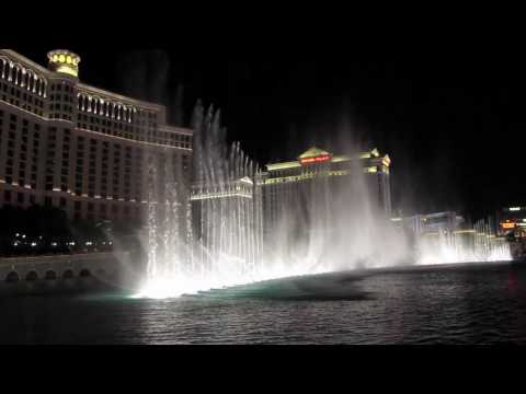 Fountains Of Bellagio - viva Las Vegas Elvis Presley video