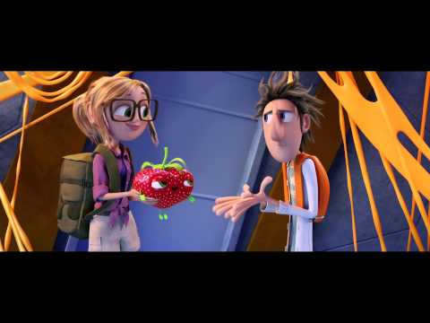 CLOUDY WITH A CHANCE OF MEATBALLS 2 Clip: I Think Ill Call Him Barry At Cinemas October 25