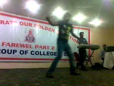 punjab college sialkot dance 2012