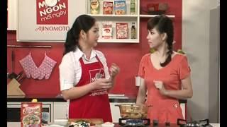 Cách làm Canh nghêu đậu hũ chua cay