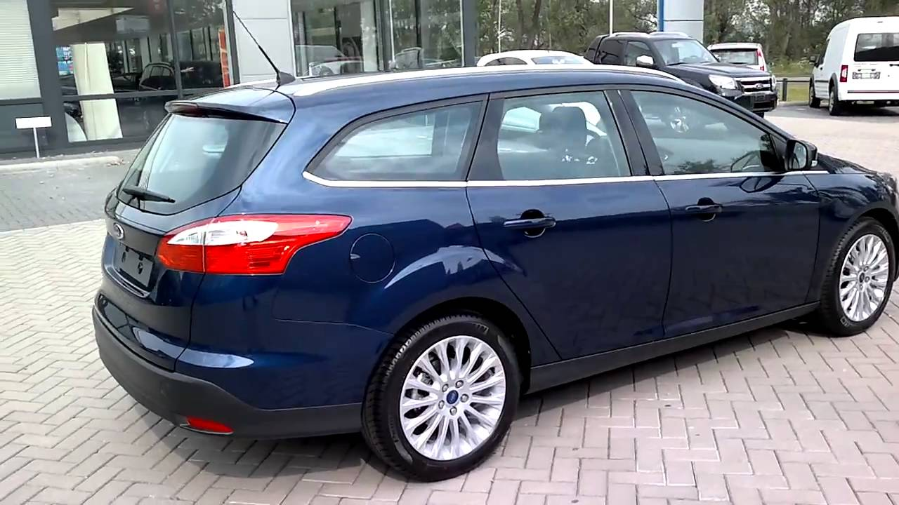 2014 Ford Focus Sedan >> Ford Focus Wagon 2011 First Edition.mp4 - YouTube