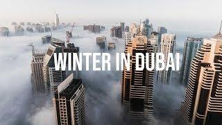 Winter in Dubai - 4k UHD Timelapse