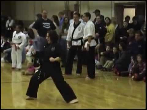 Michelle Gardner Progressive Martial Arts Tae kwon do Altoona, Pa Building 2 Classics