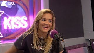 download musica Rita Ora talks Girls Touring and Victoria Secret Rumours ✨ Tom On KISS