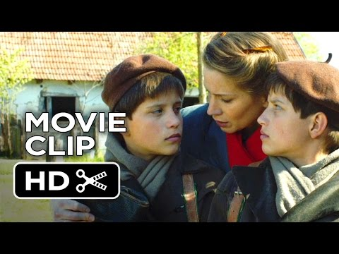 The Notebook Movie CLIP - Mother Don't Leave Us (2014) - War Drama HD