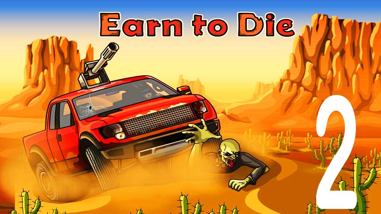 Earn to die part 2 online game - online gamer city