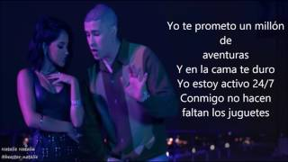 Becky G Mayores Ft Bad Bunny Letra