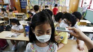 Güney Kore'de MERS Paniği