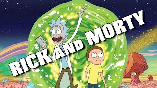 Why Rick and Morty is So Successful