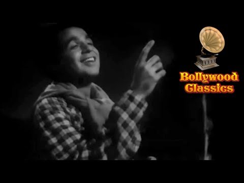 Ae Mere Dil Kahin Aur Chal - Talat Mahmood Classic Hindi Song...