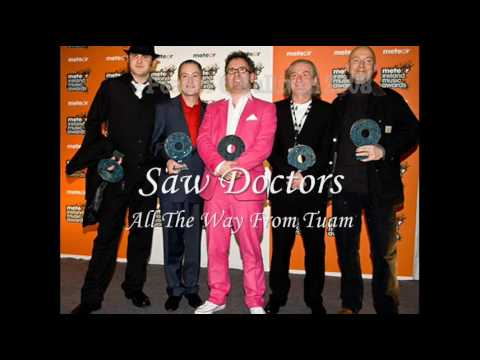 Saw Doctors - All The Way From Tuam
