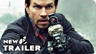 Mile 22 Trailer 3 (2018) Mark Wahlberg Action Movie