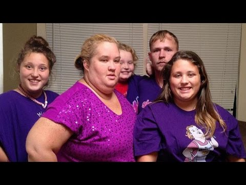 'honey Boo Boo' Cancelled After Mama June Dates Child Molester video