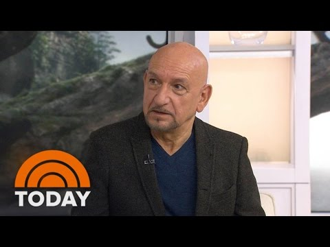 Ben Kingsley: 'Jungle Book' Translation Of Book To Big Screen Is 'Miraculous' | TODAY
