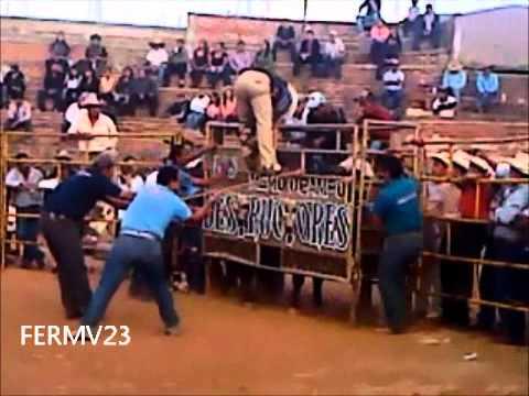 3er. Dia De Toros En Tzintzuntzan, Michoacan 2011 Con Los Destructores De Memo Ocampo