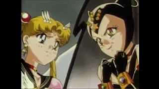 Sailor Moon Vs Sailor TIn Nyanko