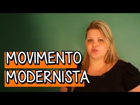 Português - Movimento Modernista: Introdução