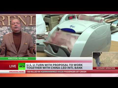 Gerald Celente - Russia Today TV - March 24, 2015