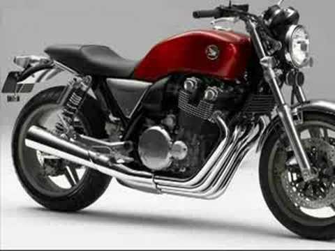 Honda CB1100F