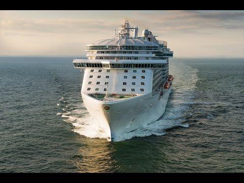 Обзор лайнера Royal Princess компании Princess Cruises от FOUR GATES UKRAINE