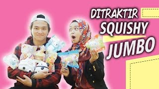 Download Lagu DITRAKTIR SQUISHY JUMBO SAMA ALDY! - GIANT SQUISHY PACKAGE Gratis STAFABAND