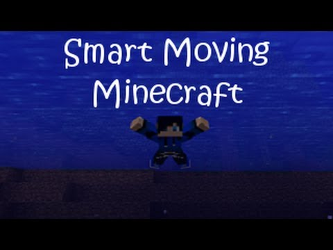 Smart Moving mod Minecraft 1.5.2