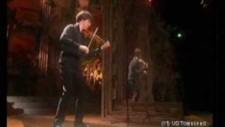 Joshua Bell performs