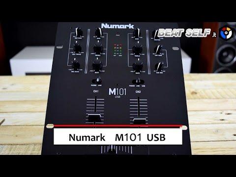 Numark M101 USB - Recensione Ita