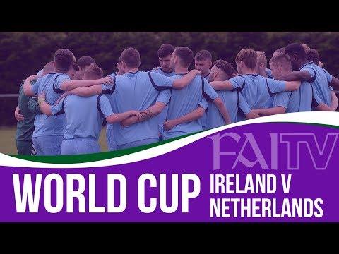 Cerebral Palsy World Cup | Ireland 5-1 Netherlands