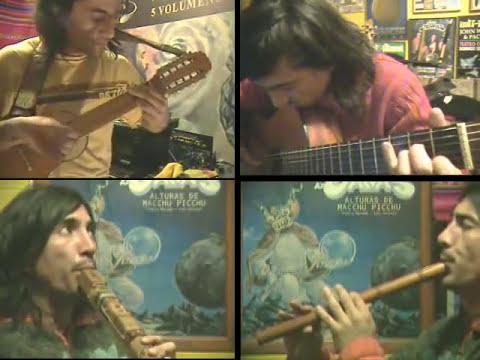 Frescura antigua - Los Jaivas (cover)