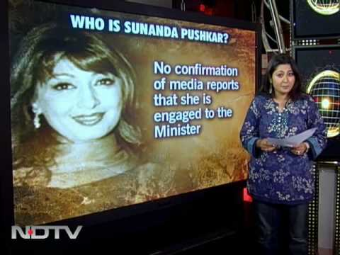 Who is Sunanda Pushkar?