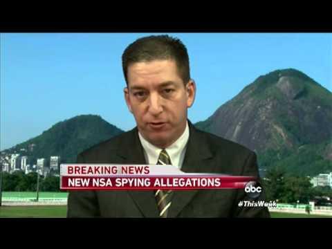 Glenn Greenwald: NSA Analysts Listening To Trillions of US Phone Calls