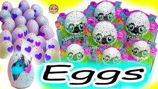 Download Lagu Hatchimals CollEGGtibles Hatching Surprise Blind Bag Baby Animal Eggs with My Little Pony Gratis STAFABAND