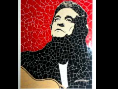 Johnny Cash - I Shall Not Be Moved