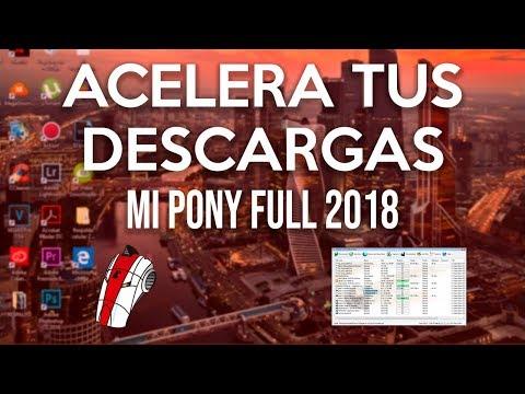 Cómo descargar e instalar MiPony // Acelera tus descargar al máximo 2018