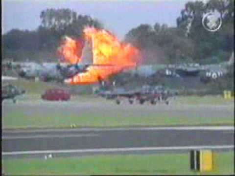 Aircraft Crash Compilation Video
