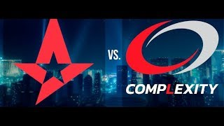 LIVE: Astralis vs compLexity iBUYPOWER Masters 2019
