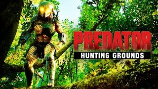 Predator: Hunting Grounds - Official Gameplay Reveal | Gamescom 2019