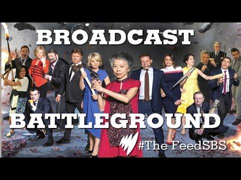 Broadcast Battleground I The Feed