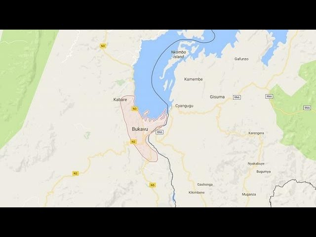 DRC: At least 6 dead in 4.8 magnitude earthquake in Bukavu