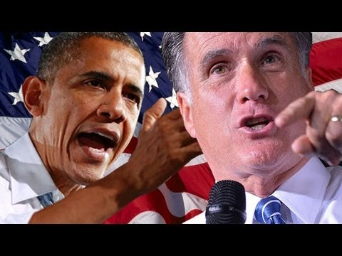 Obama-Romney presidential debate 2012: Mitt clobbers Obama