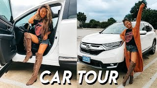 Car Tour 2018 (Honda CR V Touring) || Farina Aguinaldo