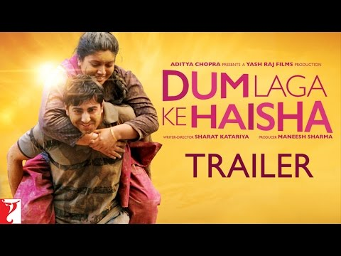 Dum Laga Ke Haisha - Trailer with English Subtitles