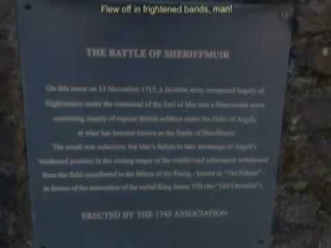 Robert Burns - The Battle Of Sherramoor