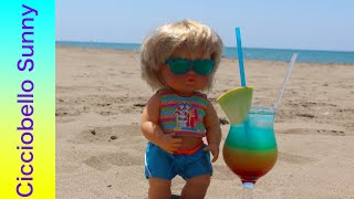 Cicciobello Sunny Baby  Unboxing