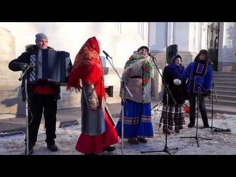Народные и застольные песни - Златые горы