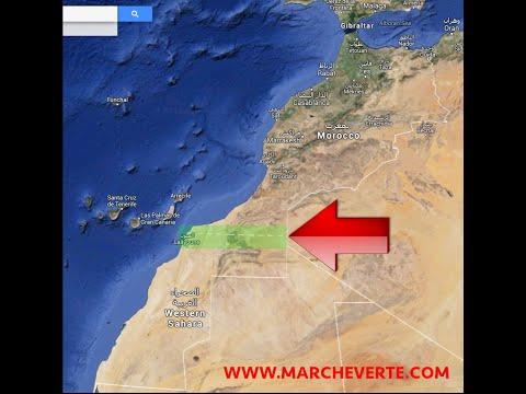 PETITION pour la Correction de la carte numérique & géographique du MAROC sur GOOGLE MAPS